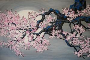 Commissioned - A cherry Blossoms Just Like You