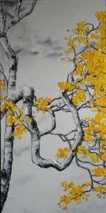 Dancing Aspen Tree (Lady)